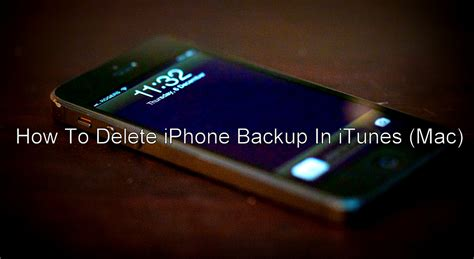 how to delete iphone backup on mac how to delete iphone backup in itunes mac youth plus india