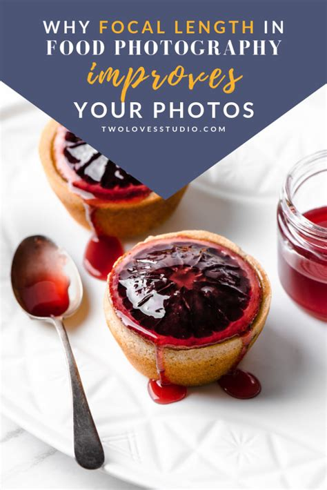 focal length  food photography  improve  images