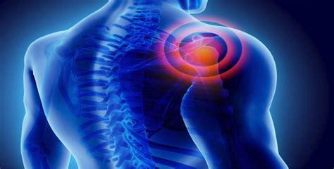MRI Images Showing Torn Rotator Cuff