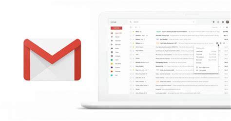 google gmail major redesign