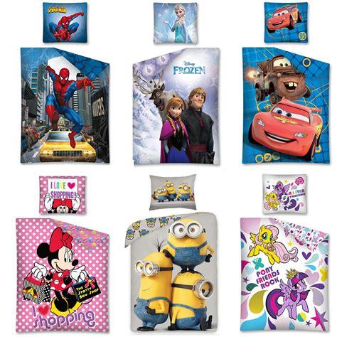 Bettwäsche Größen Ikea by 100 Baumwolle Disney Und Charakter Einzel Bettw 196 Sche Sets