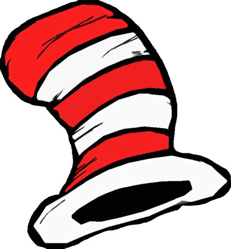 Cat In The Hat Clip Cat In The Hat Clip Free Cliparts Co