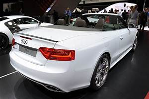 Audi Paris : audi rs5 cabriolet debuts in paris confirmed for u s in q1 2013 autoblog ~ Gottalentnigeria.com Avis de Voitures
