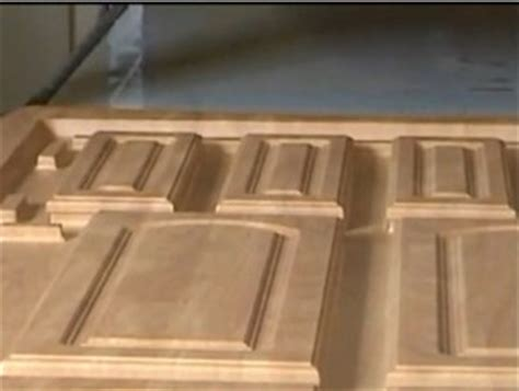 Foil Wrapped Cabinet Doors by Cabinet Doors Kitchen Part 2