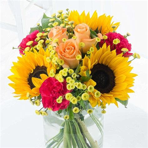 Summer Flowers & Bouquet Gifts  Free Uk Delivery Flying