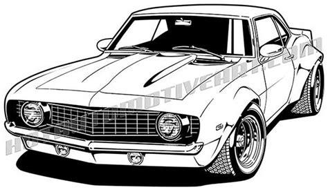 Impala Clipart Black And White