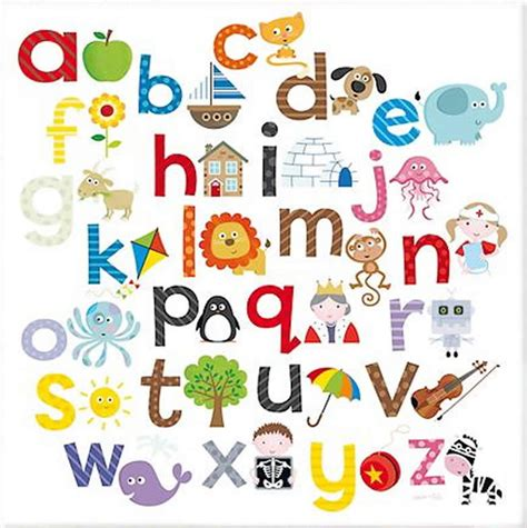 Phonics And Letter Sounds A To Z