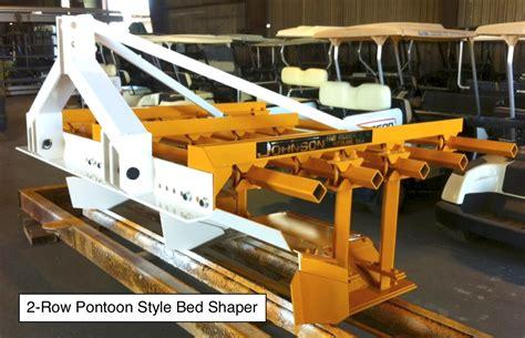 bed shaper bed shaper johnson manufacturing