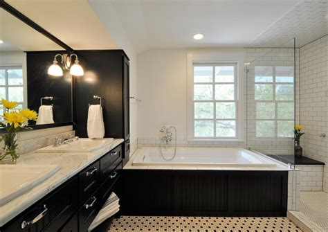 decorating a black and white bathroom 20 black and white bathroom designs decorating ideas 25230