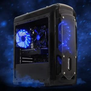 Sistem Gaming Viking, Intel I37100 39ghz Kaby Lake, 8gb