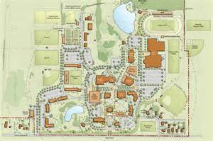 Lakeland College Wisconsin Campus Map