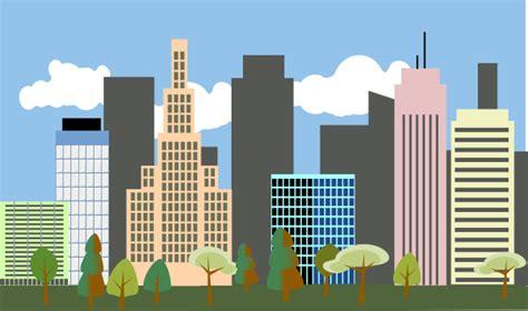 City Clip City Skyline Clip At Clker Vector Clip