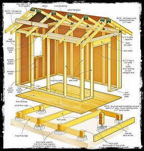 16×16 Shed Plans Free : My Shed Plans Decision – Garden