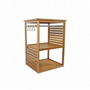Meuble Vasque 60 Cm : meuble sous vasque x x cm natural leroy ~ Dailycaller-alerts.com Idées de Décoration