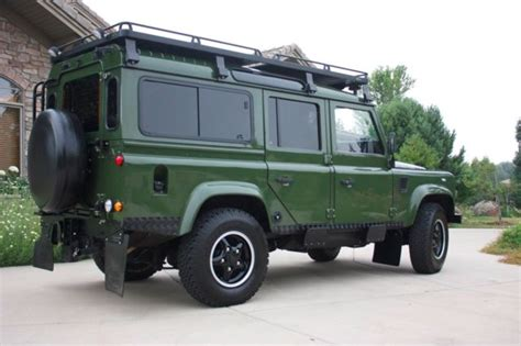 land rover defender  arkonik defender  sale