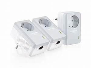 3er Steckdose Anschließen : av500 powerline adapter triple kit mit steckdose tp link ~ Markanthonyermac.com Haus und Dekorationen