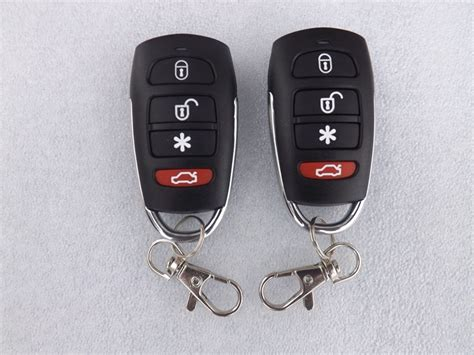2019 2014 New Style Auto Car Keyless Entry System Remote