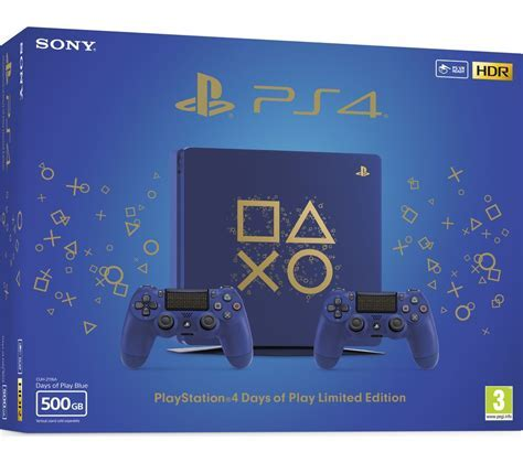 Buy SONY PlayStation 4 Slim Days of Play Limited Edition