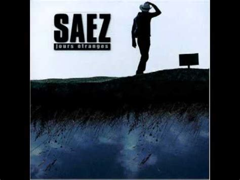 saez mont 233 e l 224 haut reprise cover album jours 233 tranges by piski