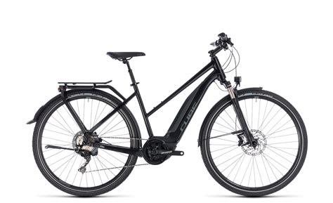 cube trekking e bike cube touring hybrid exc 500 damen trekking pedelec e bike