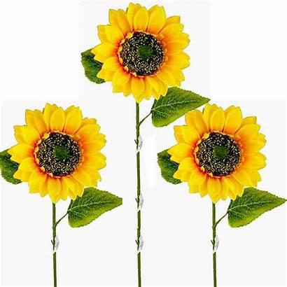 Sunflowers Artificial Flowers Giant Sunflower Summer Single