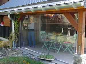 rideau coupe vent pour terrasse dootdadoocom idees de With rideau pour terrasse exterieur