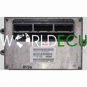 Ecu Engine Controller Jeep Grand Cherokee 4 0 Motorola