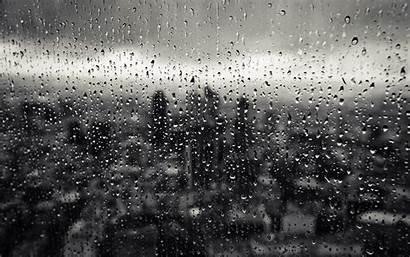 Window Rainy Rain Background Windows Desktop Apple