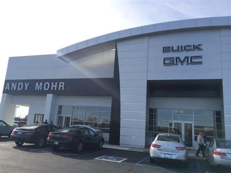 New Buick Gmc Cars For Sale Fishers In Andy Mohr Buick Gmc