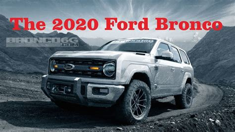 Toyota Bronco 2020 by The 2020 Ford Bronco Should Be A Lot Like The 2017 Toyota