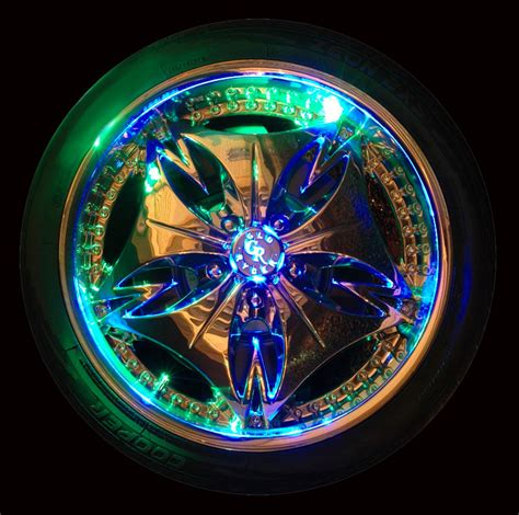 Wheel Lights by Gloryder Wheel Light Photo 11 647
