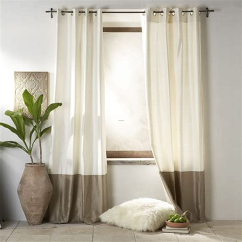 Modern Curtain Designs For Living Room Interior
