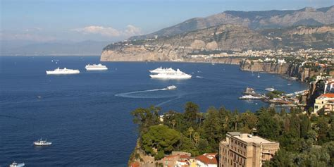 Sorrento To Rome By Boat by Rome Sorrento Tour Rail Discoveries