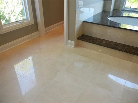 Crema Marfil Tile by Levantina. Crema Marfil from