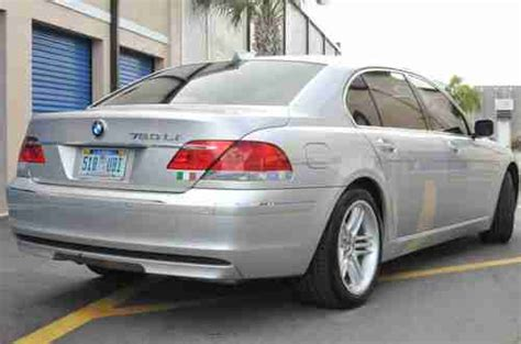 Buy Used 2006 Bmw 760li Base Sedan 4-door 6.0l In Pompano