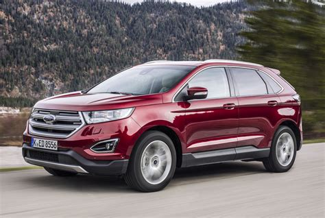 Ford Edge Fahrbericht, Erster Test, Technische Daten, Preis