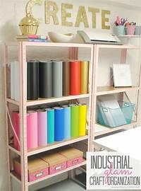 craft room organization ideas 20+ Craft Room Organization Ideas