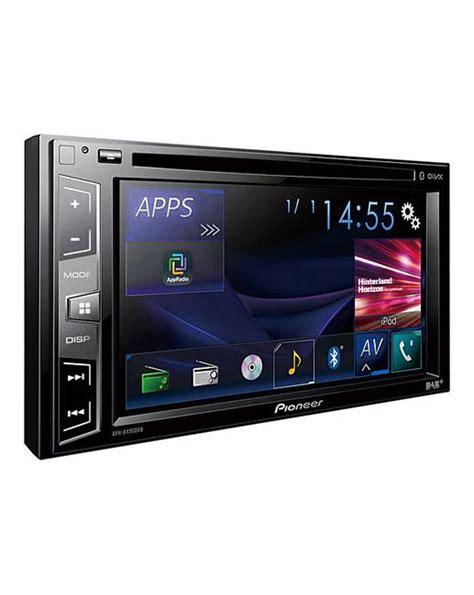 pioneer avh x490dab pioneer avh x490dab car stereo fifty plus