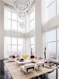 Luxury Living Room Interior Design Idea 202