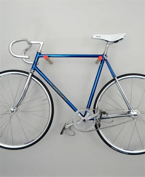 Fahrrad An Die Wand Hängen by Fahrradhalter 40 Moderne Und Praktische Ideen