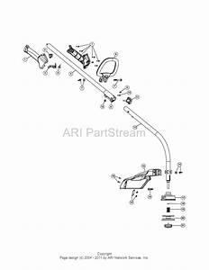 Troy-bilt Tb22ec Parts List And Diagram