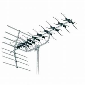 Tv Sans Antenne Exterieure : philex antenne tv num rique analogique uhf antenne ~ Dailycaller-alerts.com Idées de Décoration
