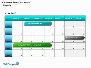 Project Management Calendar Template Printable Year Calendar