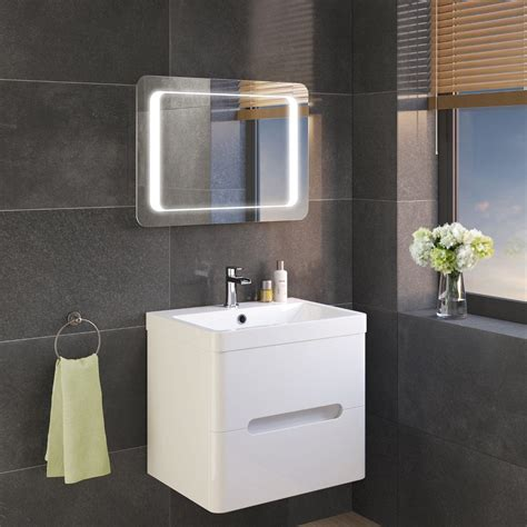 shaving mirrors wall mounted extendable