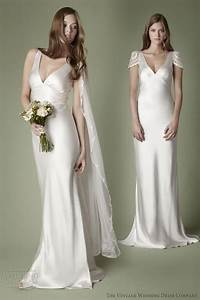 the vintage wedding dress company 2013 decades bridal With slip style wedding dress