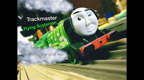 The Great Race Flying Scotsman Trackmaster Unboxing
