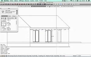 plan de maison à l'échelle