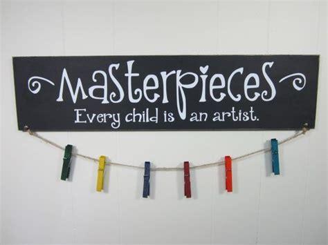 hanger masterpieces  child   artist