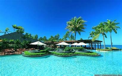Summer Paradise Wallpapers Season Pc Fiji Desktop