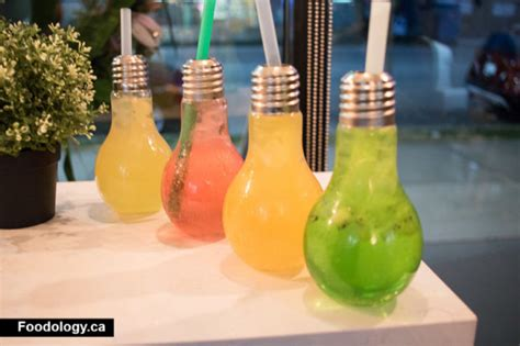 17 176 c dessert cafe melon icy and light bulb drinks foodology